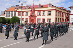 Parade. Royalty Free Stock Images