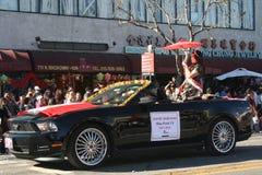 Parade Queen Stock Image