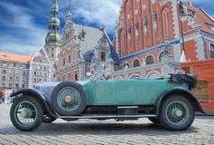 Parade Rolls Royce. Stock Photos