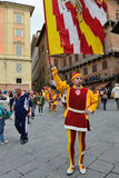 Parade, Siena Stock Images