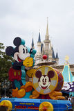 Parade in Tokyo Disney Stock Photos
