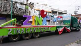 Parade truck Stock Photos