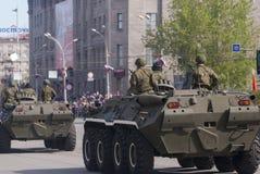 Parade van Overwinning Royalty-vrije Stock Foto