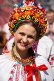 Parade victory at Kiev, Ukraine Royalty Free Stock Photography