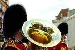 Parade in Windsor Stock Photo