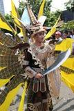 Paradedeelnemers Royalty-vrije Stock Fotografie