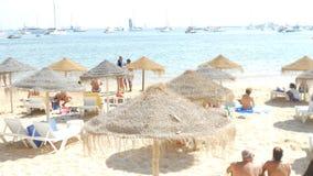 Paradeise w Portugal wydawać wakacje fotografia stock