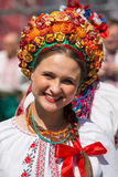 Paradeoverwinning op 9 Mei, 2013 Kiev, de Oekraïne Stock Afbeeldingen