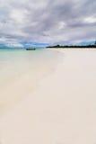 Paradice strand Zanzibar Royaltyfria Bilder