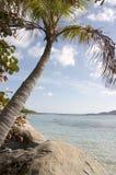 Paradies-Ansicht Stockfoto