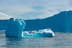 Paradies-Bucht die Antarktis stockbild