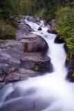 Paradies-Fluss bis zum Night Lizenzfreie Stockfotografie