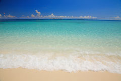 Paradies-Strand Stockfoto