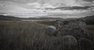 Paradies-Tal, Montana, USA Stockbild