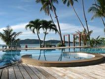Paradies in Thailand Lizenzfreie Stockfotografie