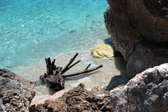 Paradies von Sardinien Stockfoto