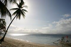 Paradiesinsel Stockfoto