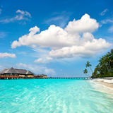 Paradiesinsellandschaft Stockfotografie