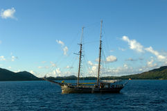 Paradiesinseln Lizenzfreies Stockfoto