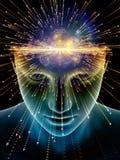 Paradigm av medvetenheten royaltyfri illustrationer