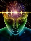 Paradigm av medvetenheten vektor illustrationer