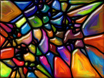 Paradigm of Glass Stock Image