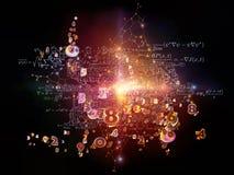 Paradigm of Network Stock Image