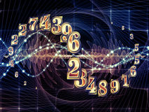 Free Paradigm Of Numbers Stock Photography - 94956532
