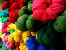 Paradigma das cores Fotografia de Stock
