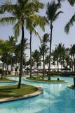 Paradijs in Brazilië Stock Fotografie
