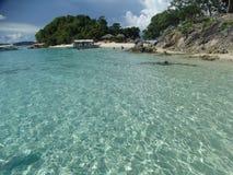 Paradijs tropisch eiland, Coron, Filippijnen stock foto's