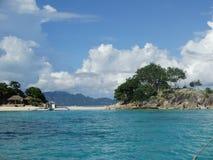 Paradijs tropisch eiland, Coron, Filippijnen royalty-vrije stock fotografie