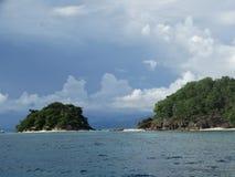 Paradijs tropisch eiland, Coron, Filippijnen royalty-vrije stock afbeeldingen