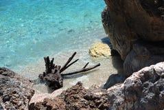 Paradijs van Sardinige Stock Foto