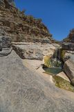 Paradijsvallei in Marokko Stock Afbeelding