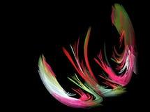 Paradijsvogel Stock Afbeelding