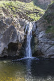 Paradijswaterval Duizend Eiken Californië Royalty-vrije Stock Fotografie