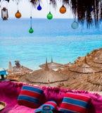 Paradis égyptien Image libre de droits