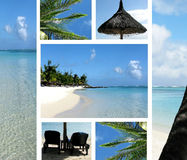 Paradis Photographie stock