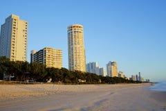 Paradis Australie de surfers photos stock