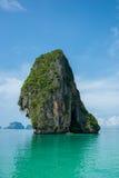 Paradis av det Andaman havet Arkivfoton