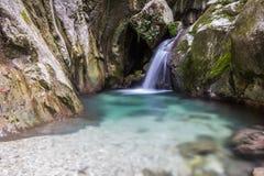 Paradis av vatten Arkivbilder