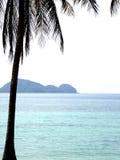 Paradis calme Photographie stock libre de droits