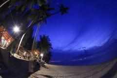 Paradis d'île Photographie stock