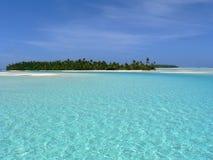 paradis d'île images stock