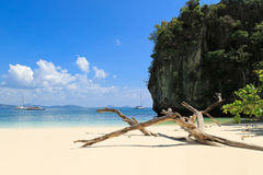 Paradis d'île de ` image libre de droits
