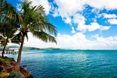 Paradis d'Airlie Images libres de droits