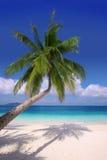 paradis de 2 îles Images libres de droits