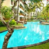 Paradis de Balinese Photo libre de droits