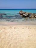 Paradis de Falasarna photos stock